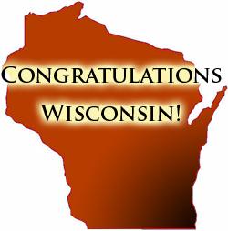 Congratulations Wisconsin